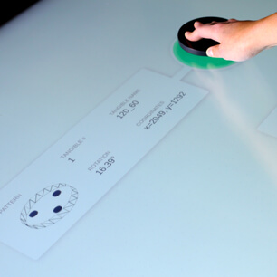 Tangible Engine - Object Recognition Software for Multitouch Tables